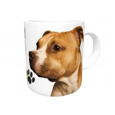 American Staffordshire Bullterrier (standing up)DOG Ceramic Mug 10fl oz   14