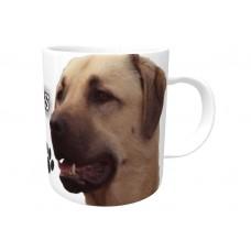 Anatolian Shepherd  DOG Ceramic Mug 10fl oz   16