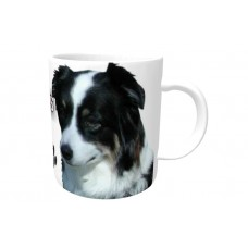 Australian Shepherd  DOG Ceramic Mug 10fl oz   18