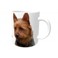 Australian Terrier DOG Ceramic Mug 10fl oz   19