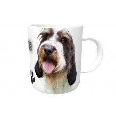 Basset GRAND Vendeen DOG Ceramic Mug 10fl oz   21