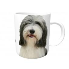 Bearded Collie  DOG Ceramic Mug 10fl oz   25