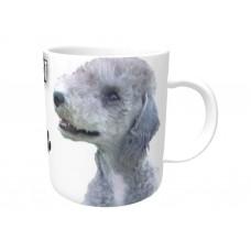 Bedlington Terrier  DOG Ceramic Mug 10fl oz   27