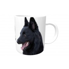 Belgian Shepherd DOG Ceramic Mug 10fl oz   28