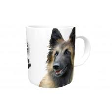 Belgian Tervuren DOG Ceramic Mug 10fl oz   29