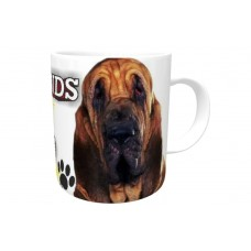 Bloodhound  DOG Ceramic Mug 10fl oz   33