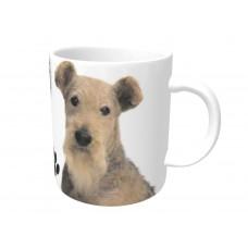 Airedale Terrier DOG Ceramic Mug 10fl oz   4