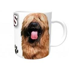 Briard (gold)  DOG Ceramic Mug 10fl oz   47