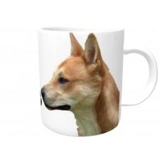 Canaan  DOG Ceramic Mug 10fl oz   56