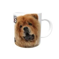 Chow Chow (Gold)  DOG Ceramic Mug 10fl oz   72