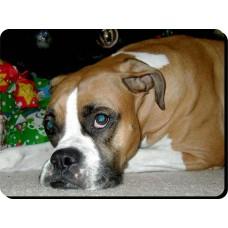 Cairn Terrier (golden dog) Dog Mousemat   55